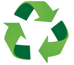 ambalaza koja je ponovno iskoristiva reciklazom materijala